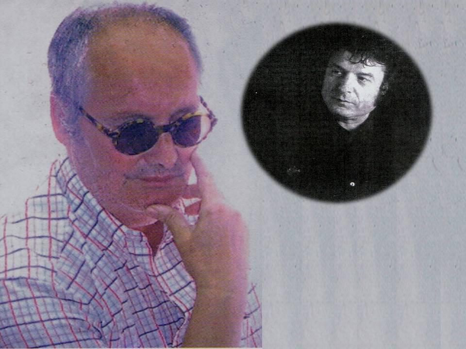El escritor Ilipense Manuel García Centeno, recuerda a su gran amigo Enrique Morente.