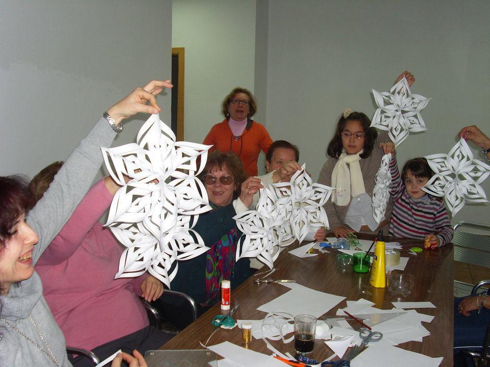 Adornos navide os con material reciclado - Adornos navidenos con material reciclado para ninos ...