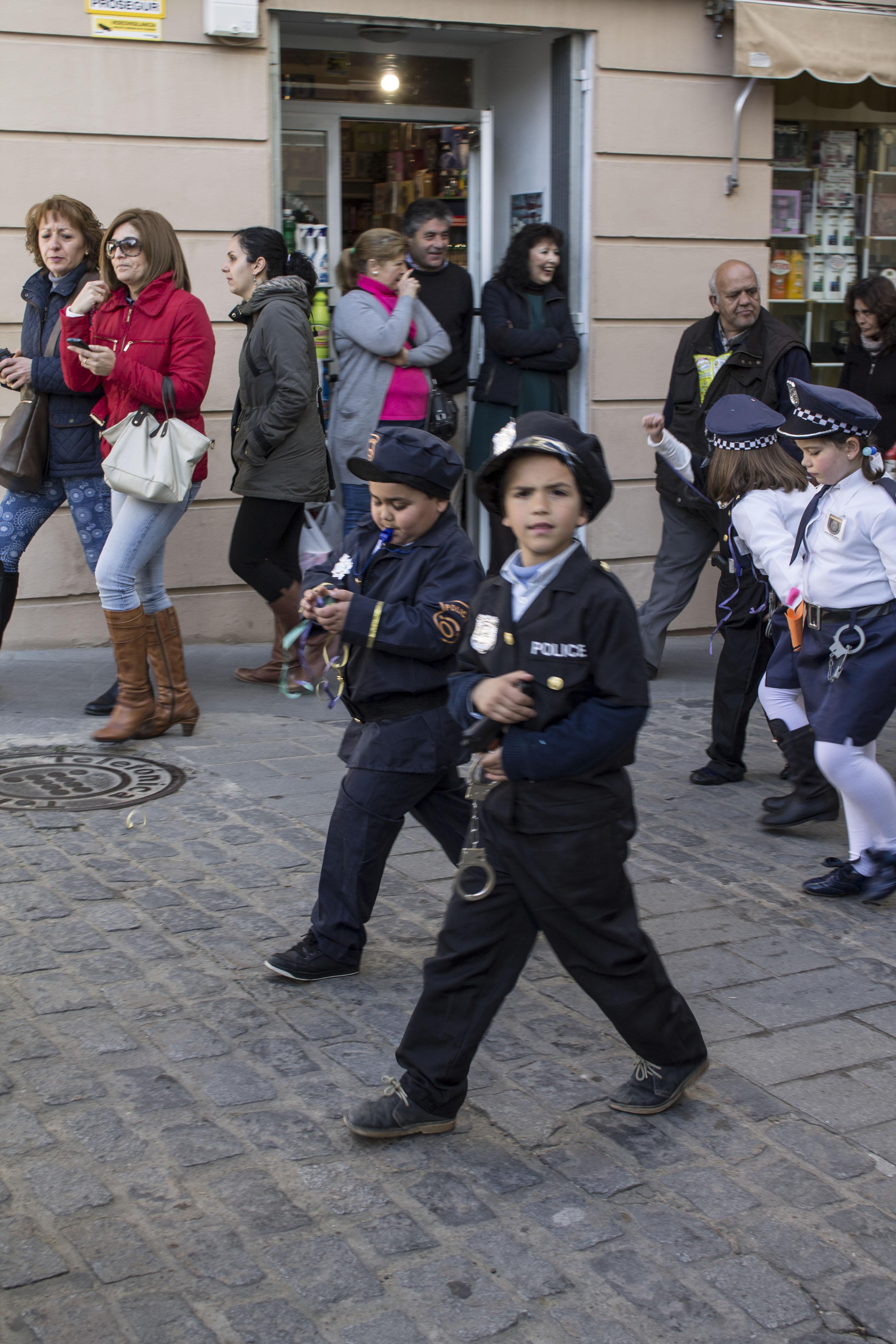 Desfile Escolar 2015